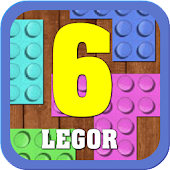 Legor 6 - Free Brain Game