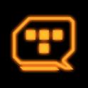 Legacy Evil Go SMS Pro Theme logo