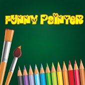 Funny Painter
