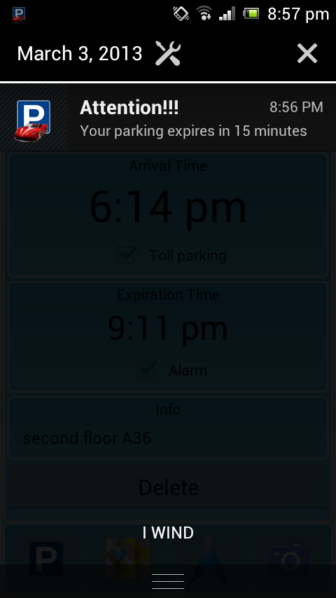 My Car Parking- screenshot