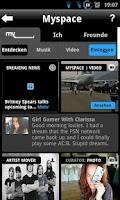 Screenshot of Simply Social Networking