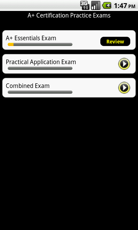 CompTIA A+ Cert. For Dummies - screenshot