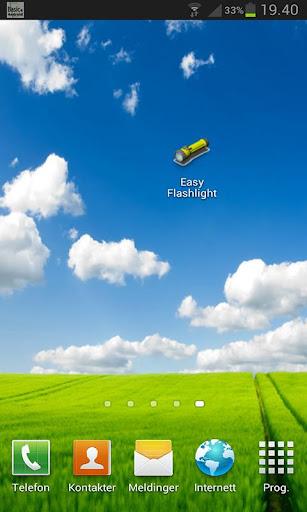 Easy Flashlight -Lommelykt