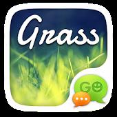 GO SMS PRO GRASS THEME