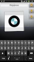 Screenshot of Ultimate Logo Quiz Car Edition