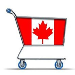Canada Shopping collection