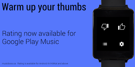 Music Boss for Android Wear Screenshot 9