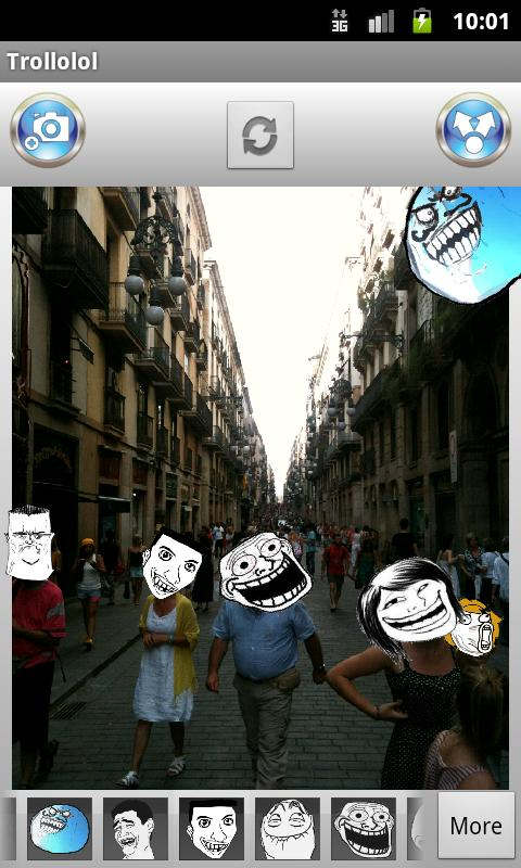 Trollolol - screenshot