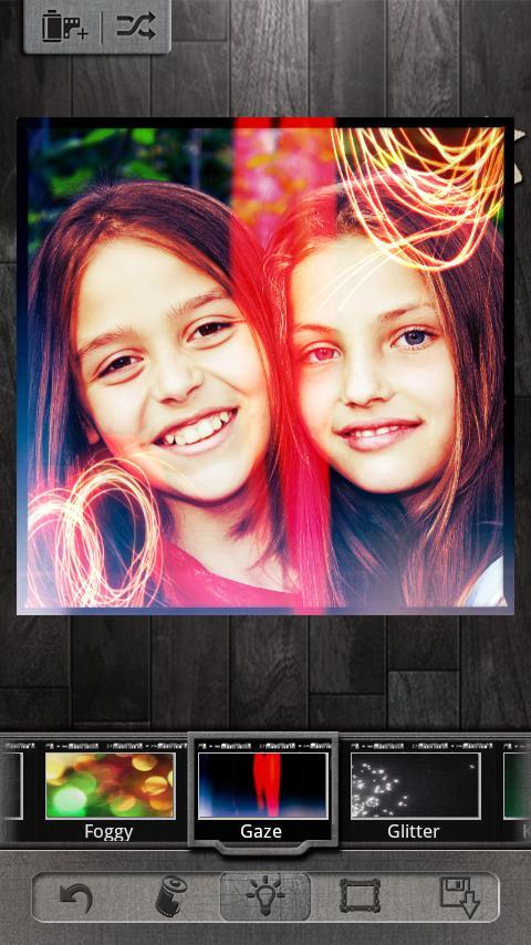Pixlr-o-matic - screenshot
