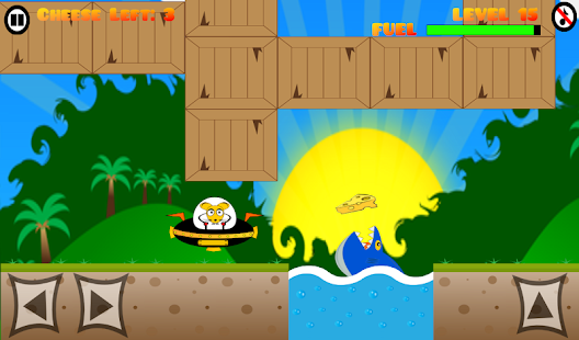 Eat the Cheese: Flying Mouse - screenshot thumbnail