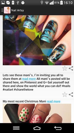【免費生活App】Nail Artsy-APP點子