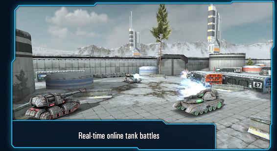 Iron Tanks - screenshot thumbnail