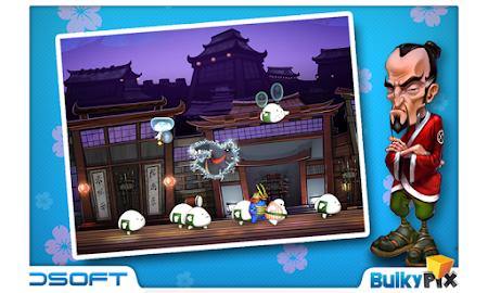Ninja Toss Screenshot 4