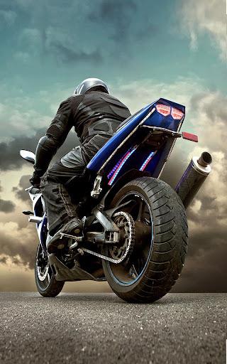 オートバイライブ壁紙