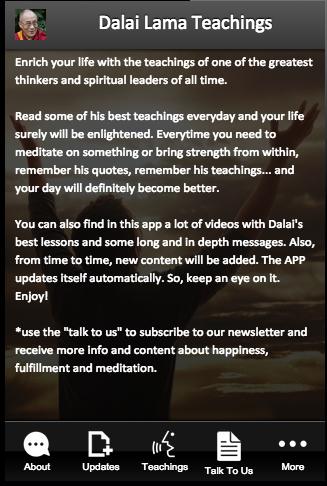 Dalai Lama Quotes Teachings