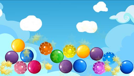 For Kids. Balls bubbles