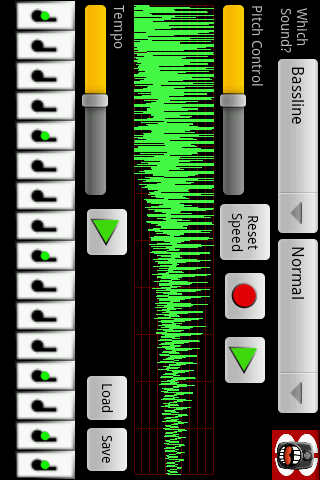 Beat Box Recorder Pro - screenshot