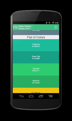 【免費工具App】Meta Palette-APP點子