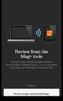 Screenshot of Mag+ Designd Reviewer