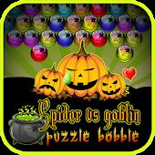 Spider vs Goblin Puzzle Bobble