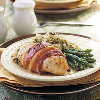 Bacon-Wrapped Chicken.