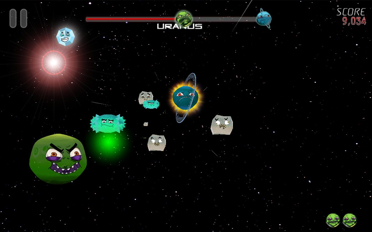 Apocalypse Pluto Deluxe - screenshot