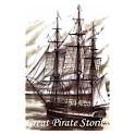 Great Pirate Stories-Book logo