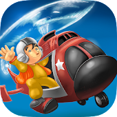 3D Helicopter Rescue For Kids