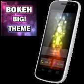 BIG! caller ID Theme BOKEH