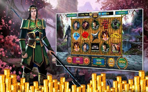 Ninja Slots: Free Casino Pokie