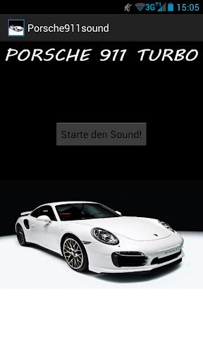 Porsche 911 Sound
