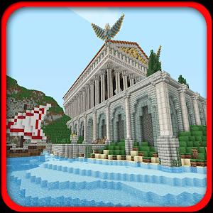 Roman Villa of Minecraft 個人化 App Store-愛順發玩APP
