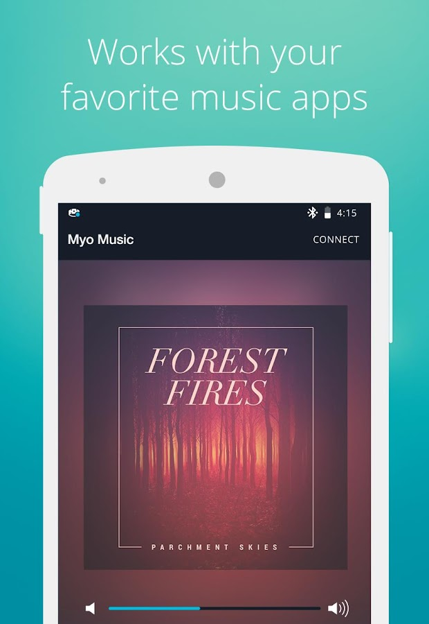 Myo Music- screenshot