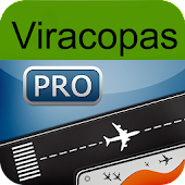 Viracopos Airport+Flight Track
