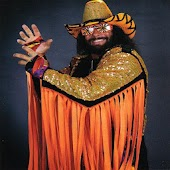 "WWE Macho Man ""OH YEAH!"""