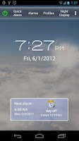 Screenshot of Gentle Alarm (TRIAL)