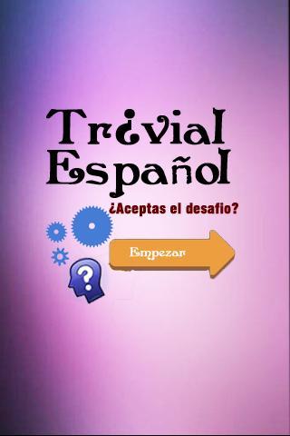 Trivial Español- screenshot