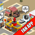 Car Town Streets Fan App icon