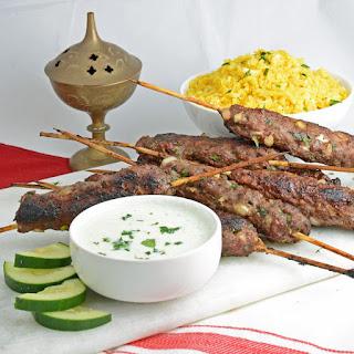 Resham Lamb Kababs