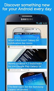 Drippler - Top Android Updates - screenshot thumbnail