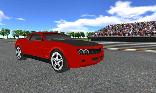 肌肉赛车3D模