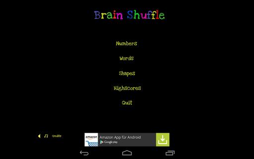 Brain Shuffle