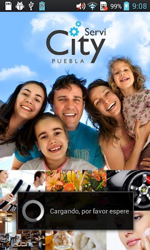 Servicity Puebla para Phone