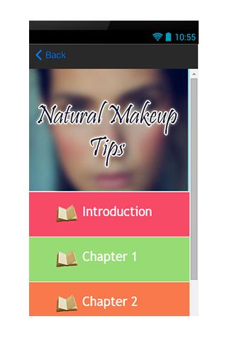 【免費生活App】Natural Makeup Tips-APP點子