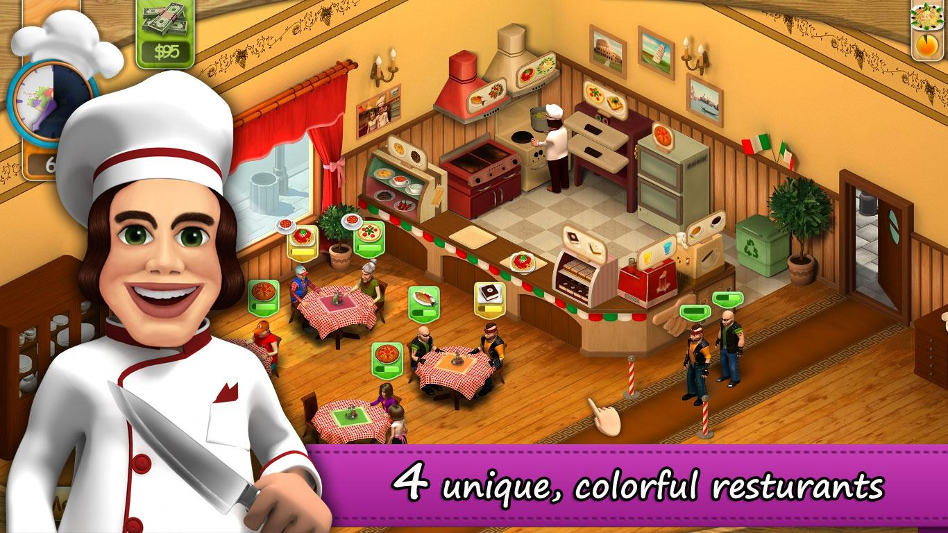 Diner Mania- screenshot