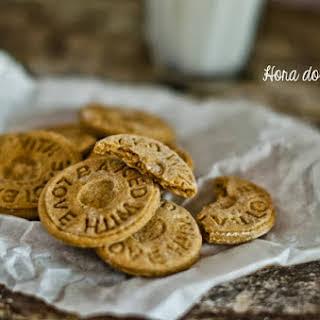 Chestnut Cookies.