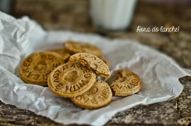Chestnut Cookies Recipe