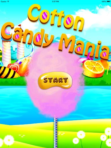 Cotton Candy Mania