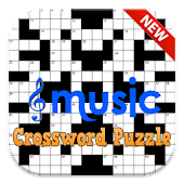 Music Crossword Puzzle