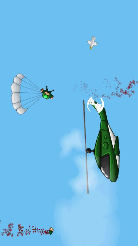 Skydiver HD Free - screenshot